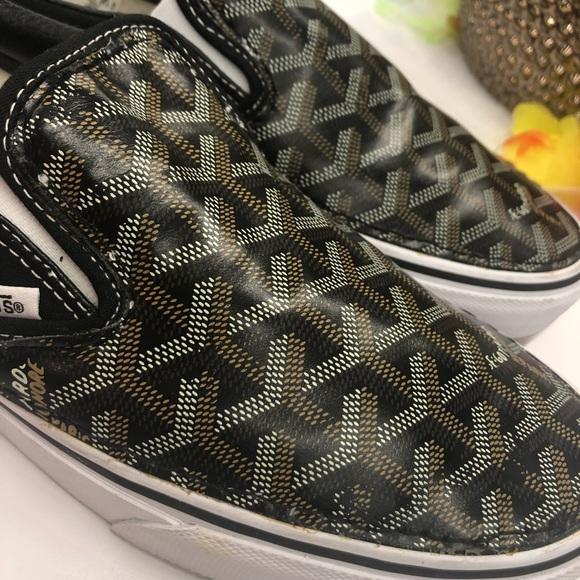 Vans Shoes | Vans Goyard | Poshmark